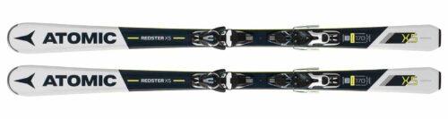Rent Atomic Redster X5 R Advanced ski at RentSki.
