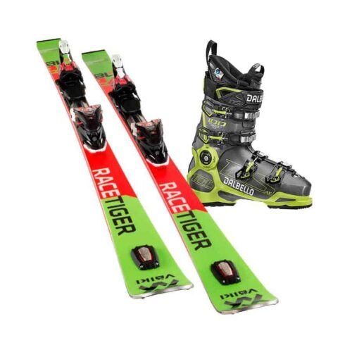 Advanced+ Ski Pack at RentSki at Best Price.